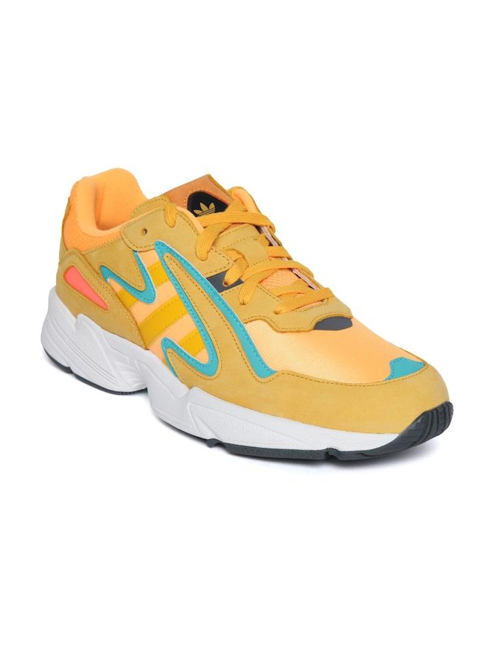 mustard yellow mens shoes