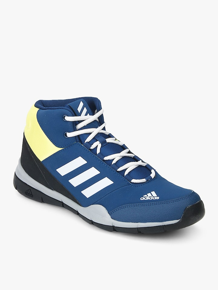 Buy Glissade Mid Blue Outdoor Shoes