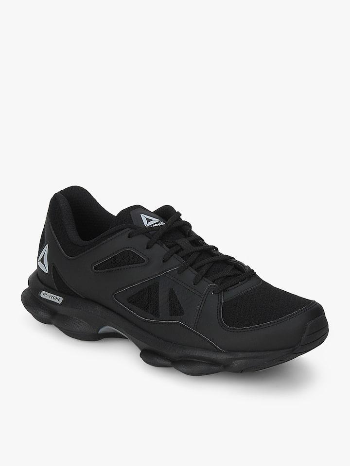Buy Reebok Men Runtone Doheny 2.0 Black