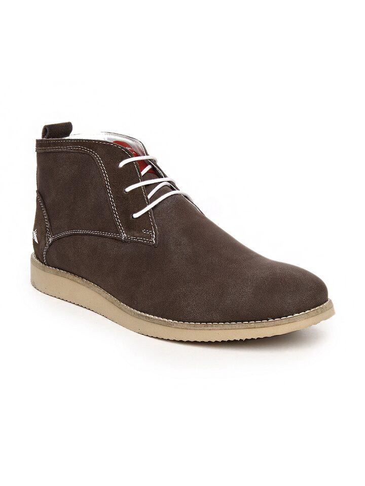 Buy High Sierra Men Brown Casual Shoes