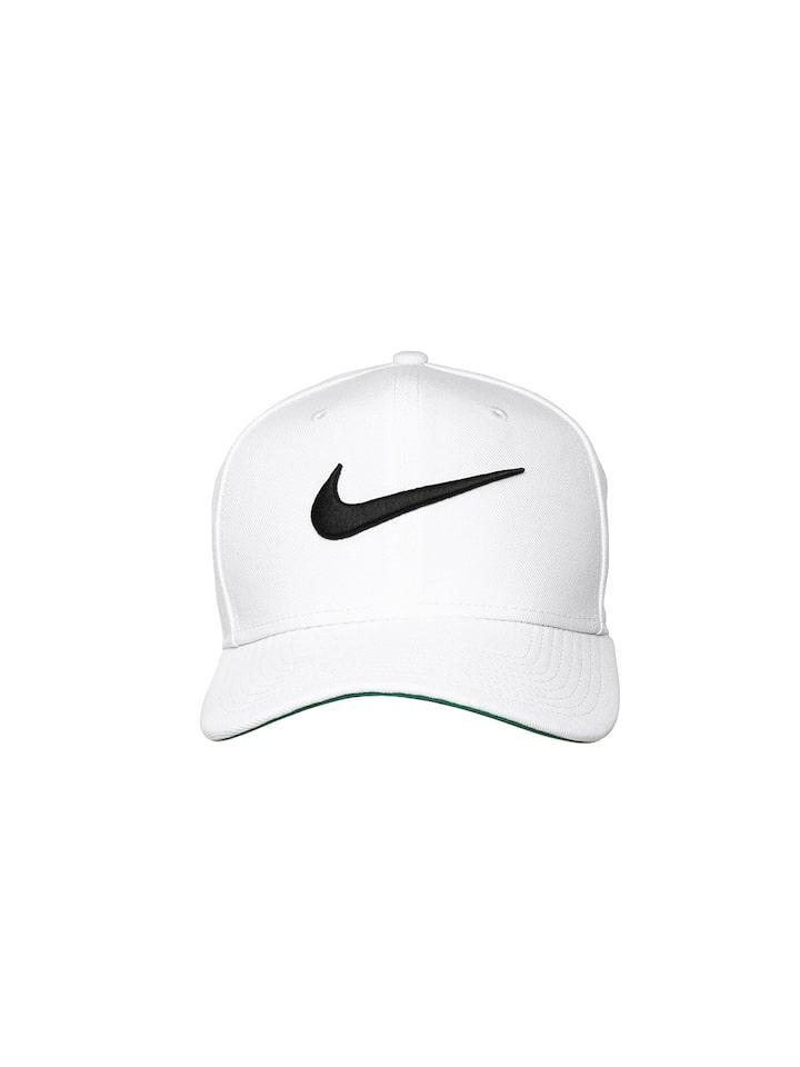 Buy Nike Just Do It Unisex White Cap