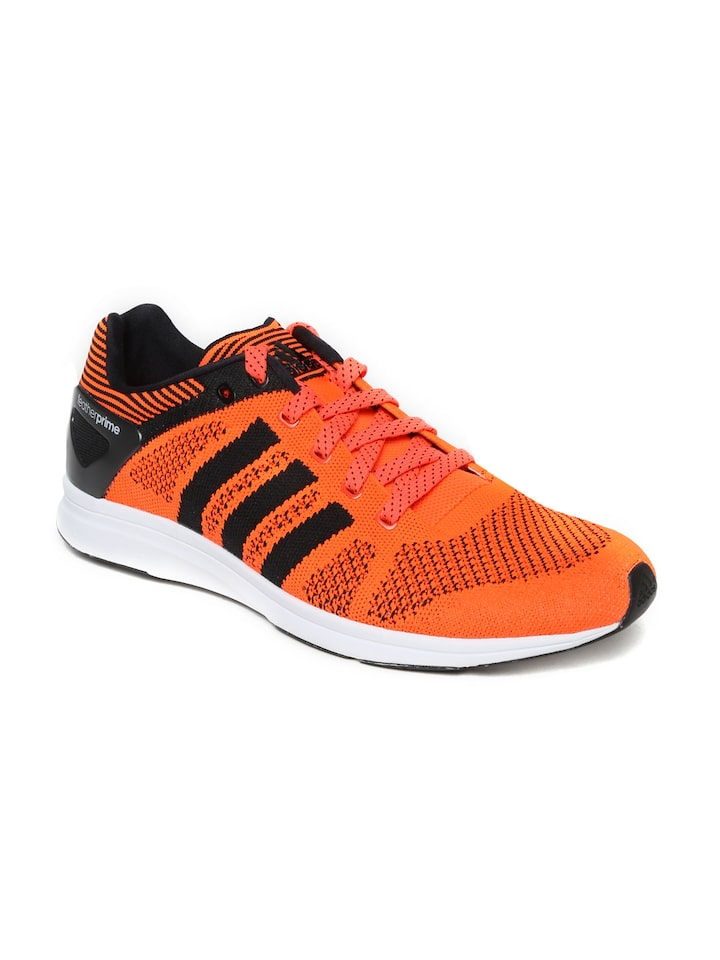 usa billigt salg ny livsstil pris reduceret ADIDAS Men Orange Adizero Feather Prime M Running Shoes