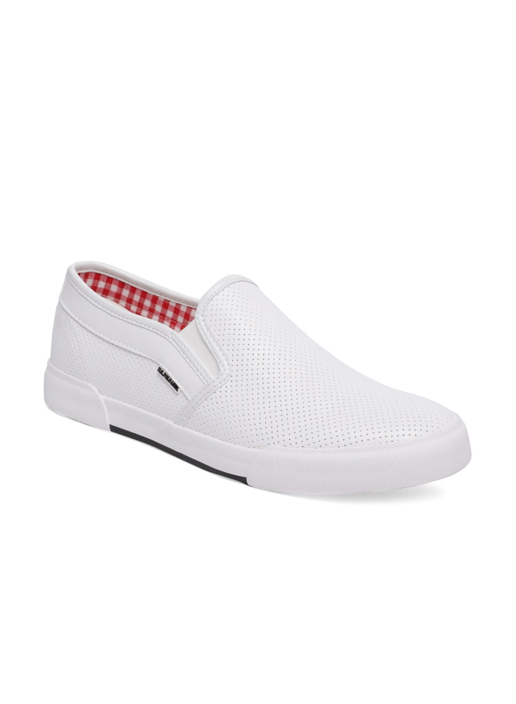 Buy U.S. Polo Assn. White Slip-On