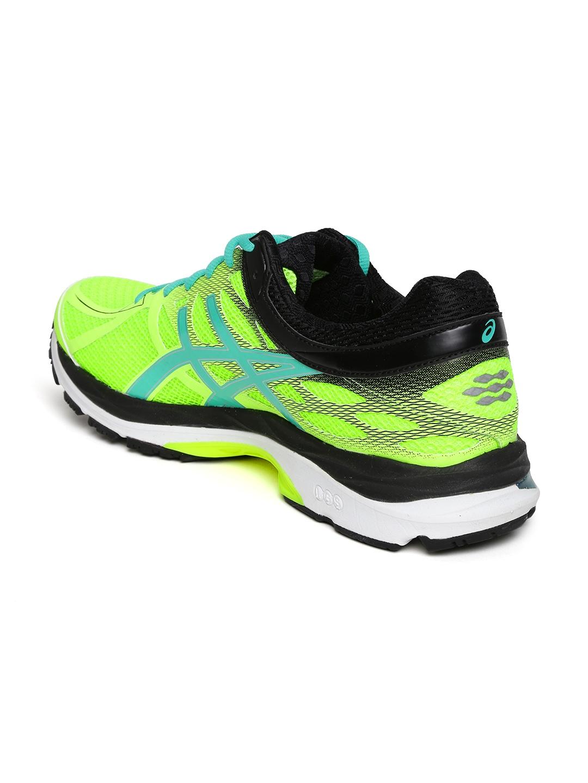 Asics Running 17 Fluorescent Men Cumulus Buy Shoes Green Gel BPvxq1x