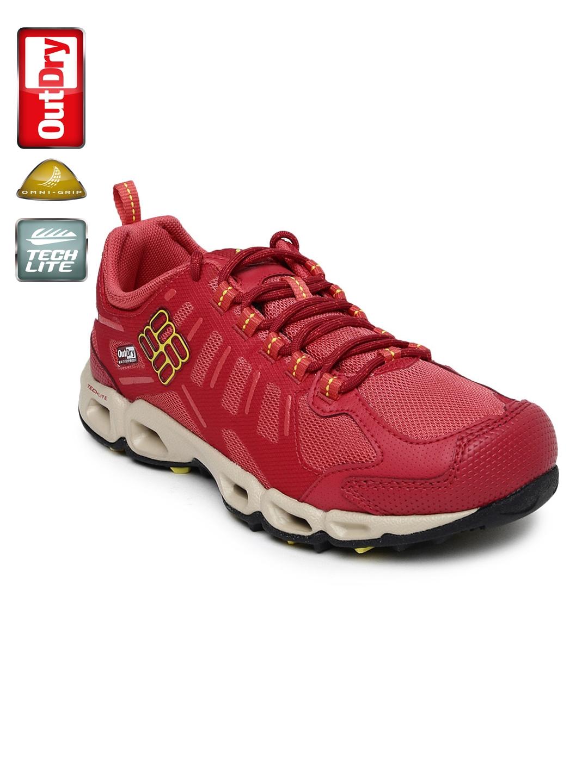 Ventfreak Running Women Red Waterproof Buy Columbia Outdry Outdoor N8vy0wOPmn