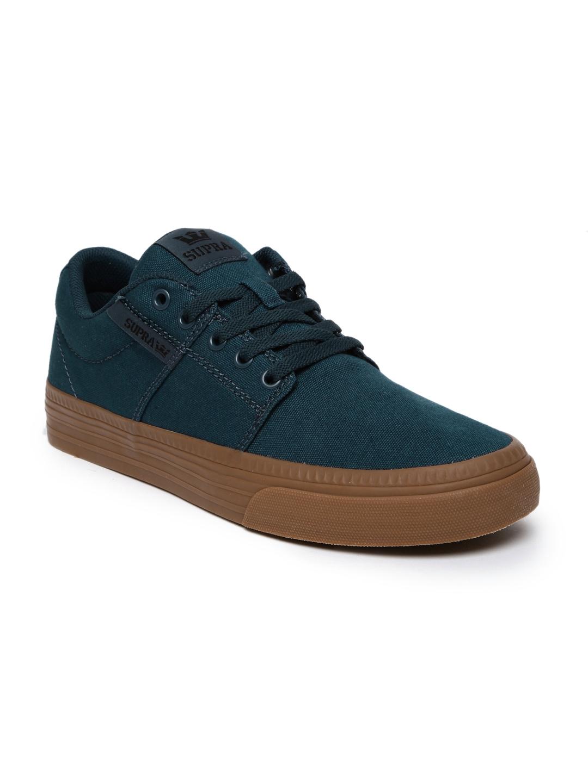 Sneakers Supra Buy STACKS Solid II Blue VULC Casual Men HF Regular OkXPZui