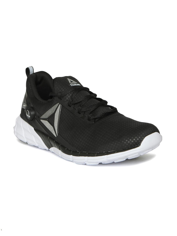 Fusion 5 Black Reebok Shoes Sports Zpump 2 Running Buy Fl Men 0OnNwPXk8