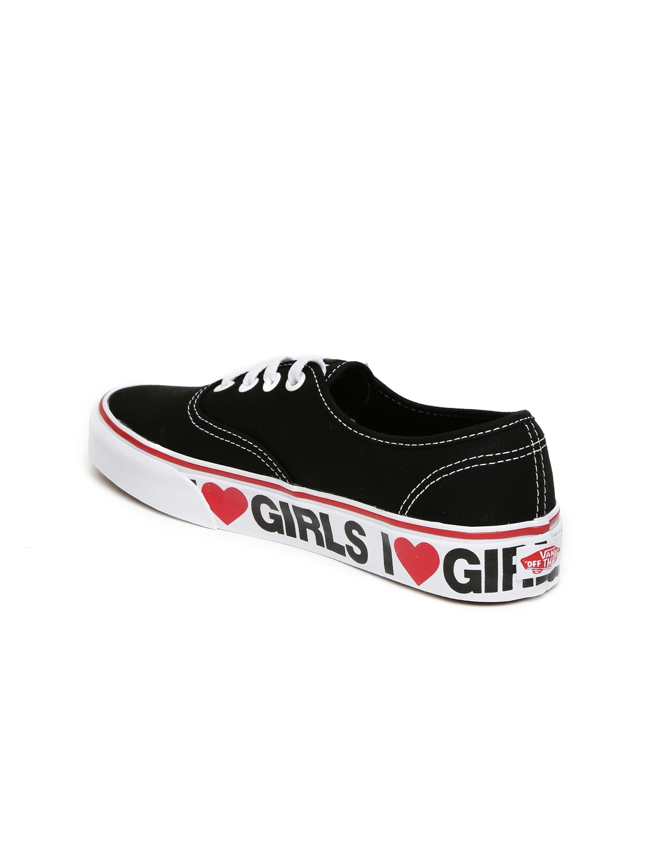 a0cf55e89752 Women Women Women Buy Men Black Black Black Black Shoes Sneakers Myntra for  1741084 Casual Vans Bqfpqvx