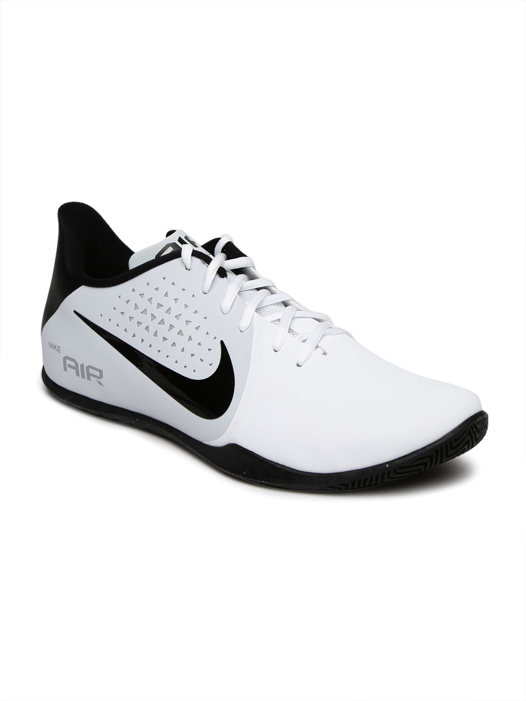 the latest 1a599 44384 11493284429823-Nike-Men-White--Black-Air-Behold-Low-Basketball-Shoes -241493284429706-1.jpg