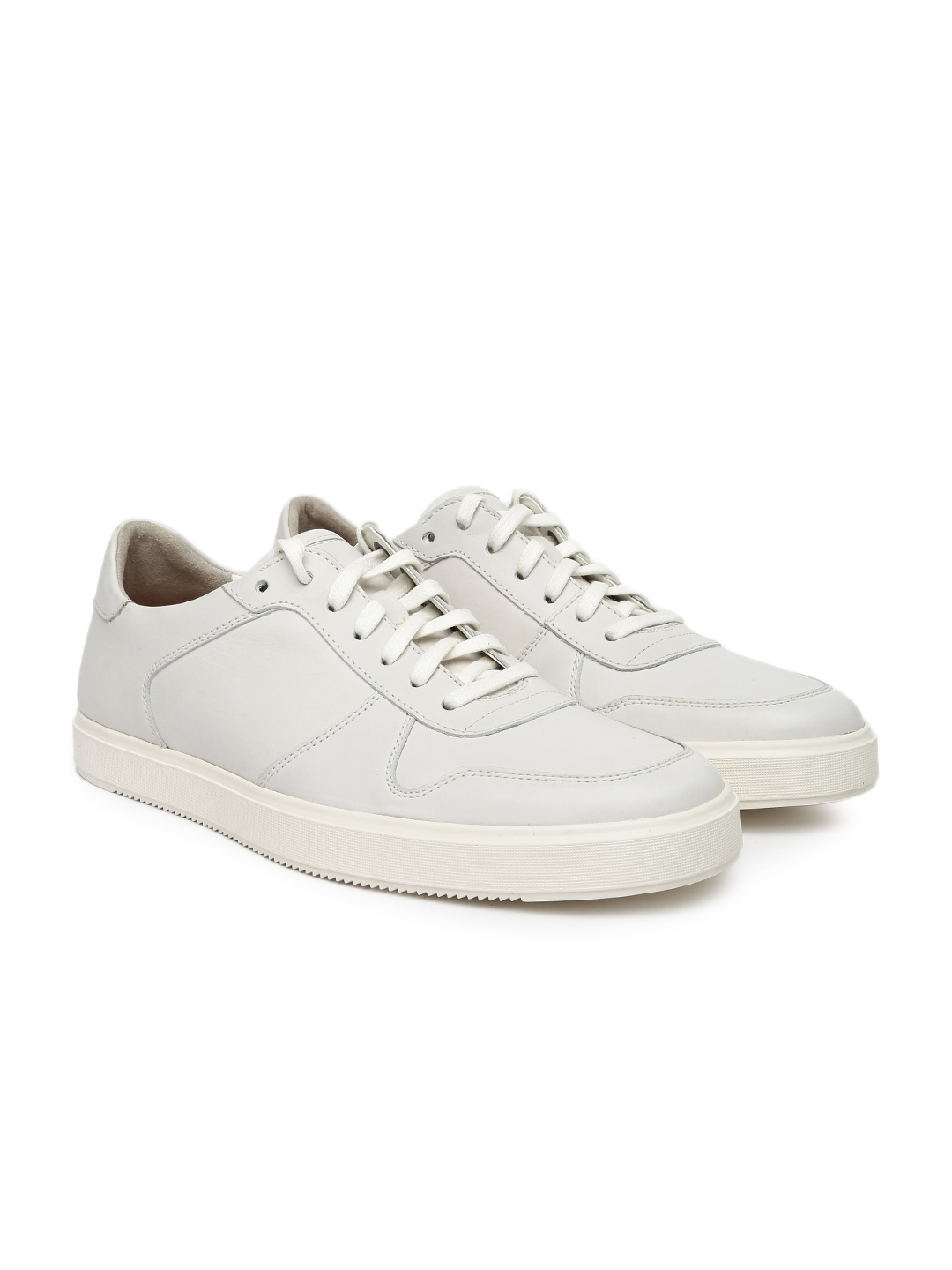 finest selection 0423f 64d2f Sneakers Men Casual Speed Buy Shoes Clarks White Leather ...