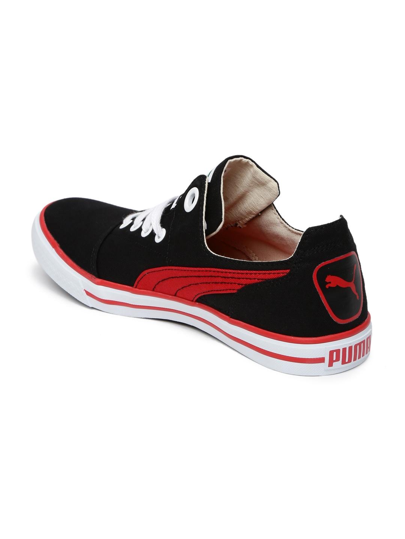 eb024eeddcc 11497603513126-Puma-Unisex-Black-Solid-Limnos-CAT-3-IDP-H2T-Sneakers-3031497603512955-2.jpg