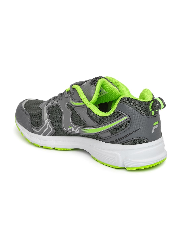 Buy Shoes Men Running Grey Fila Barrel Sports Iv For cRLj5q4A3