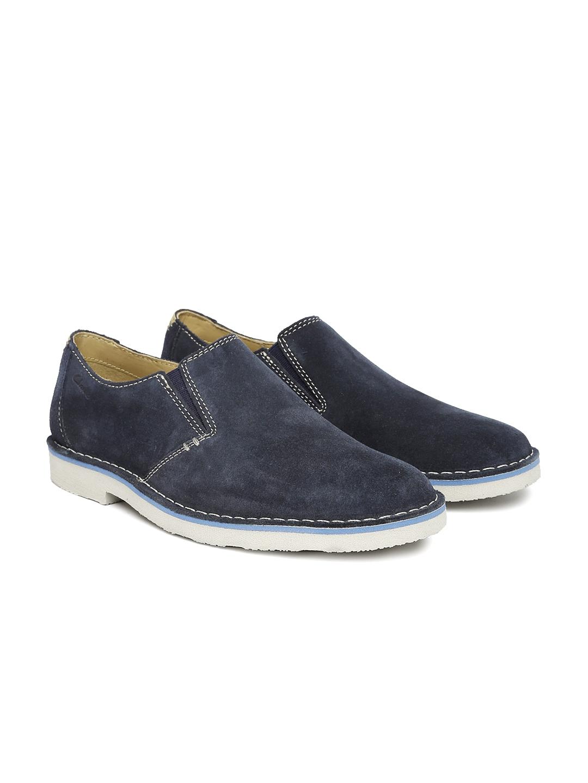 0ae8d3a4534 Suede Köp Casual Blue Step Slip On Jareth Navy Clarks Men Sneakers qfnOTZH