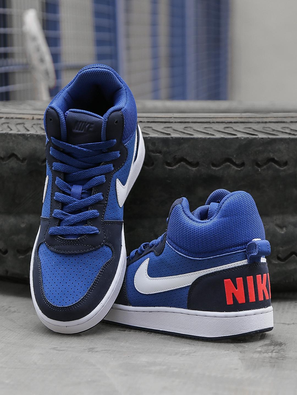 Koop en stevig Heren hardloopschoenen Nike blauw in tennisveld middelgroot rYwxrgS