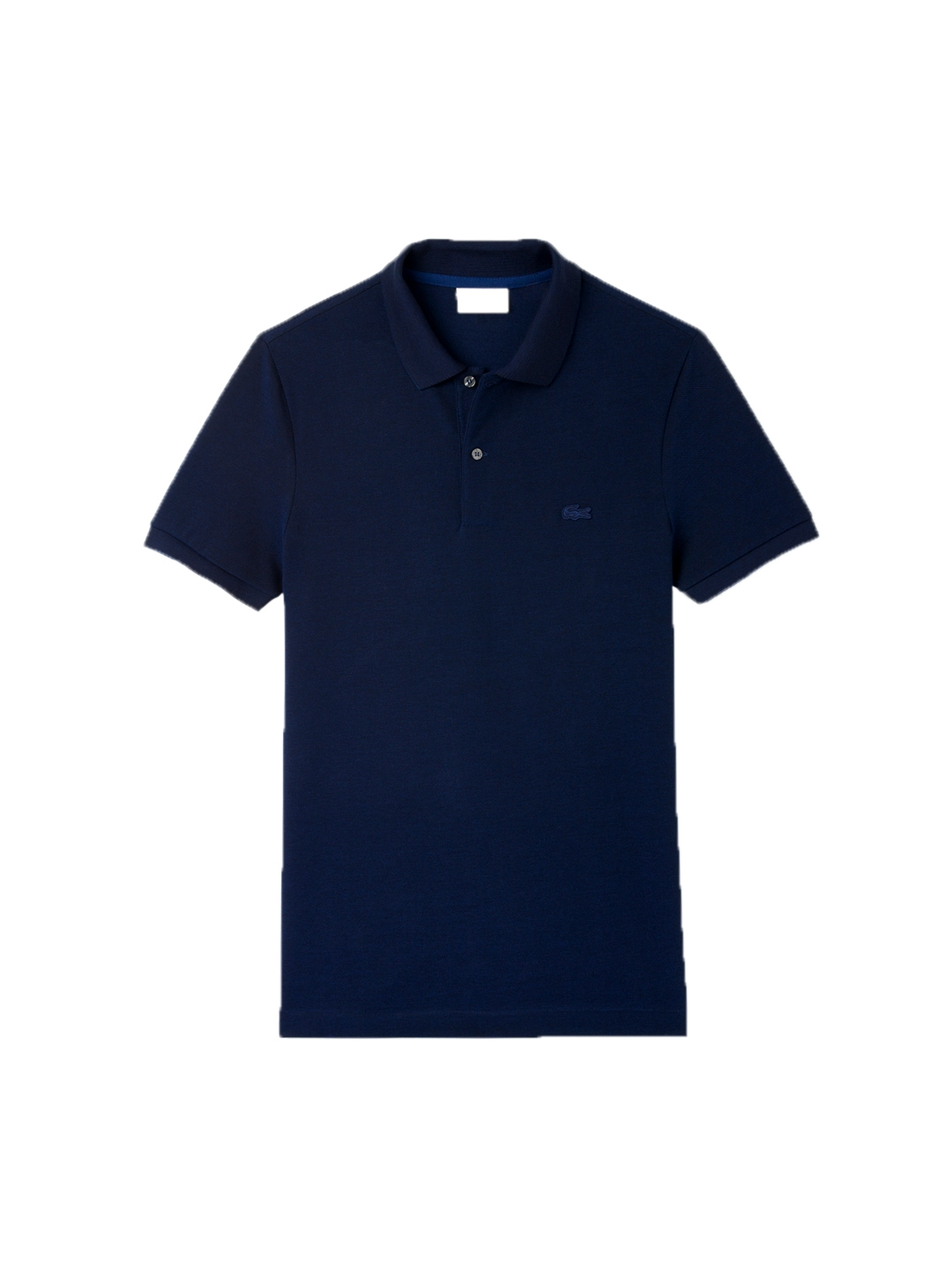 Pique Fit Caviar Slim Men Tshirts Bicolor Buy Blue Lacoste Polo kXiZuP