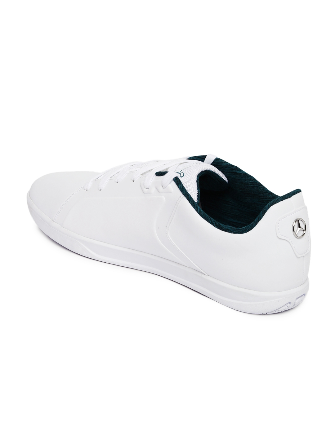 Buy Court White Mercedes Puma Casual Petronas Men Sneakers Amg qYqOAnzrx