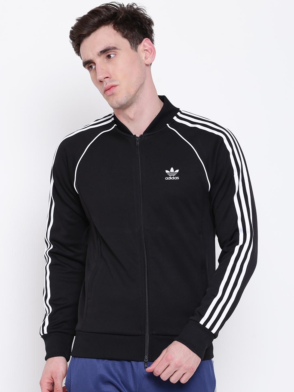 Jacket Tt Black Sst Adidas Originals Bwc6xOEcqt