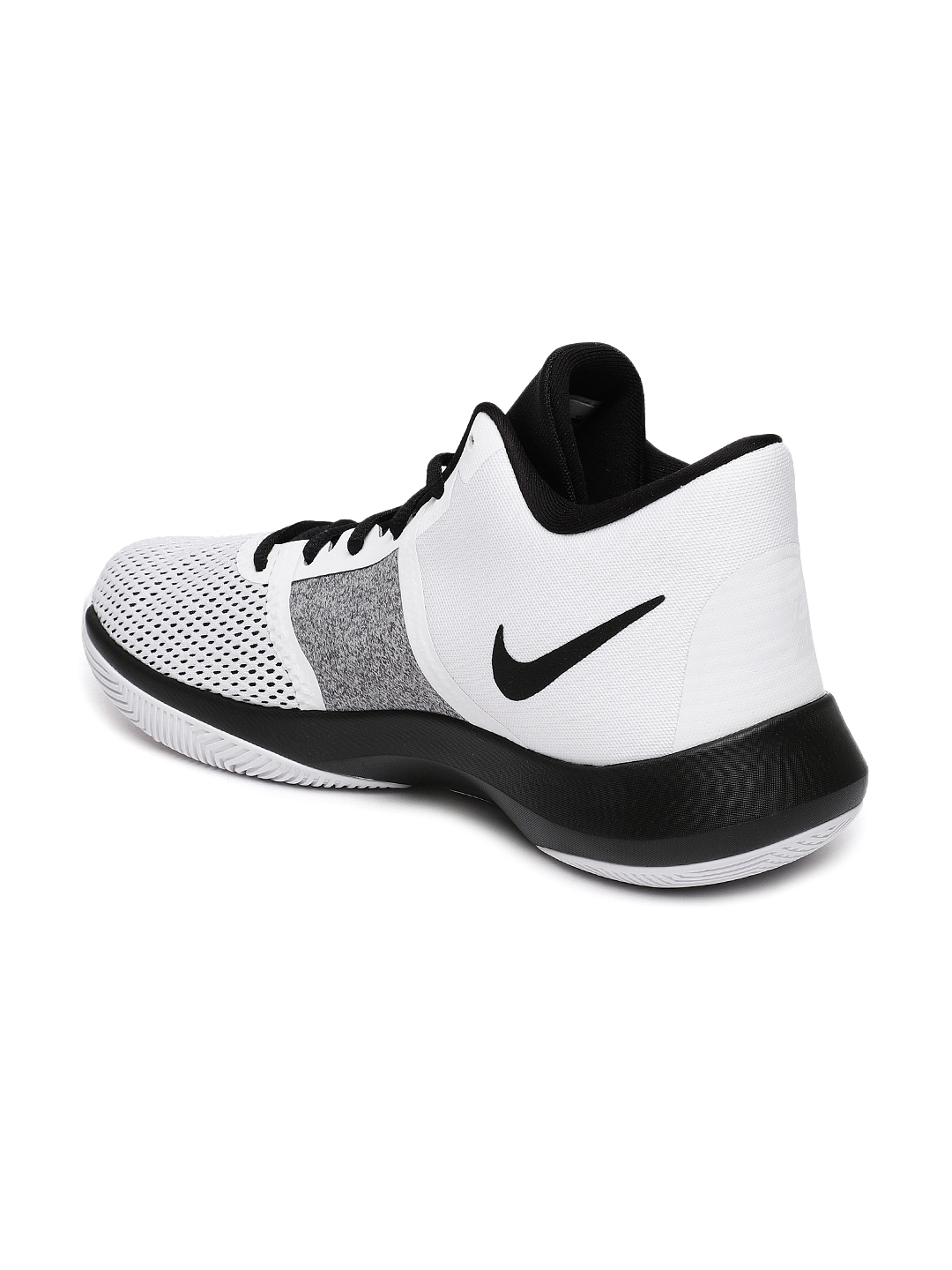 more photos 84a16 19a50 11523517055839-Nike-Men-White--Grey-Air-Precision-II-Basketball-Shoes-3091523517055664-2.jpg