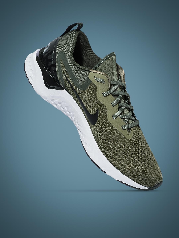 Green Running Odyssey Sports Nike Buy React Shoes Olive Men cqSL5j3AR4