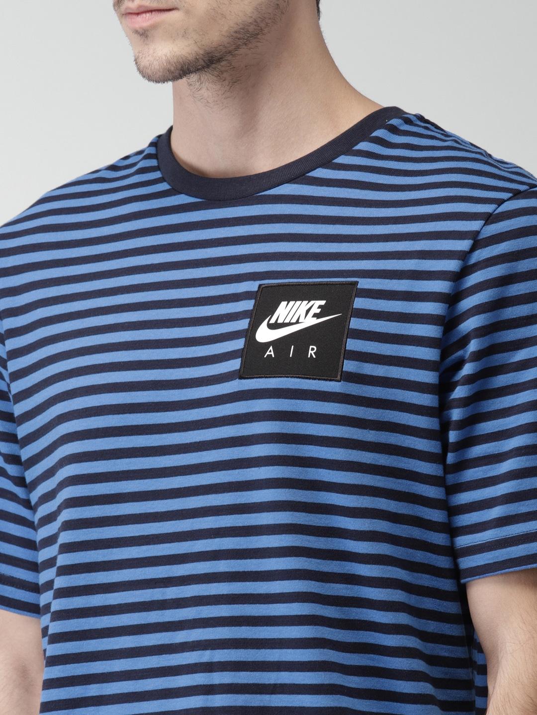 6c9fc29596 c2d7beee-0c99-4a67-ac49-f2980d8a6d781531820374501-Nike-Air-Men-Blue--Black-Striped-Sports-Tshirts-3471531820374320-2.jpg