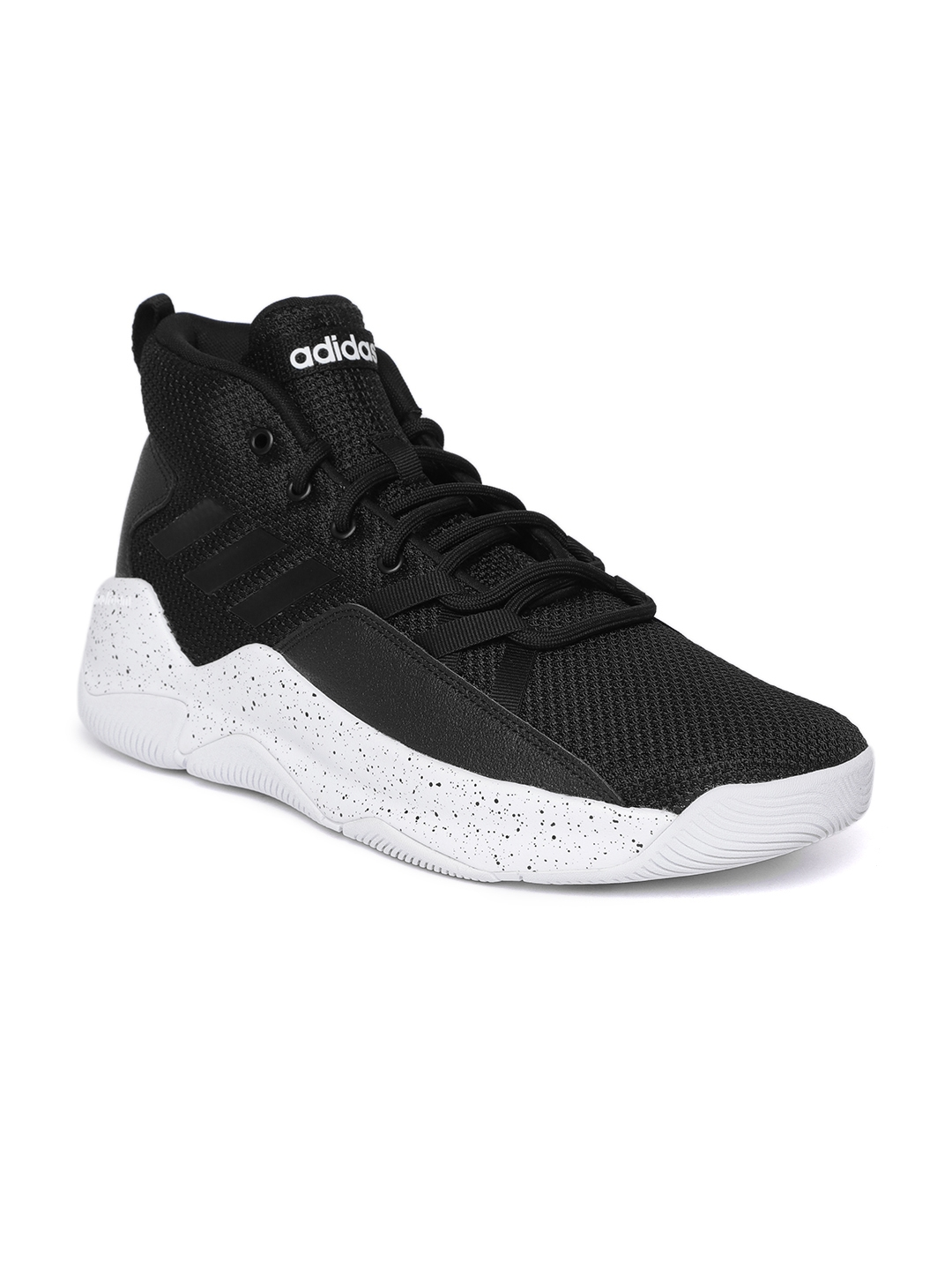 Shoes Black Men Basketball Adidas Sports For Buy Streetfire nB4gXwxzq