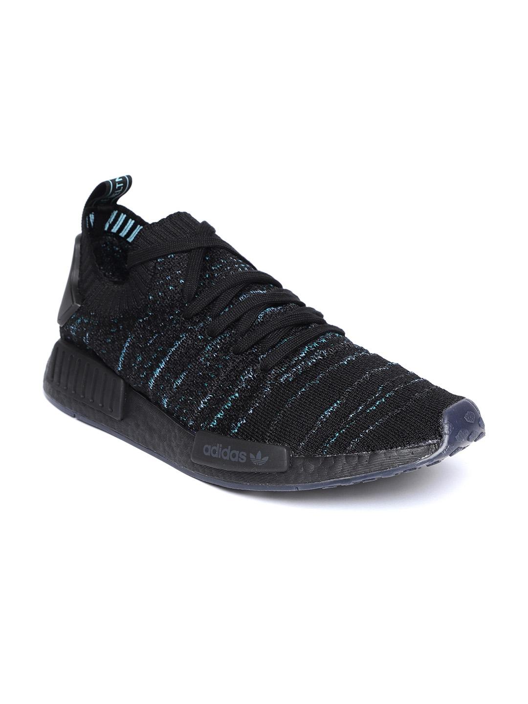 separation shoes f8a6e 3e6e2 Men r1 Buy Originals Pk Parley Sneakers Stlt Adidas Nmd Blackamp  Blue  92IWHED