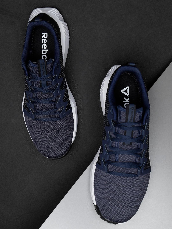 Shoes Fusium Navy Men Reebok Run 4jqc3A5RLS