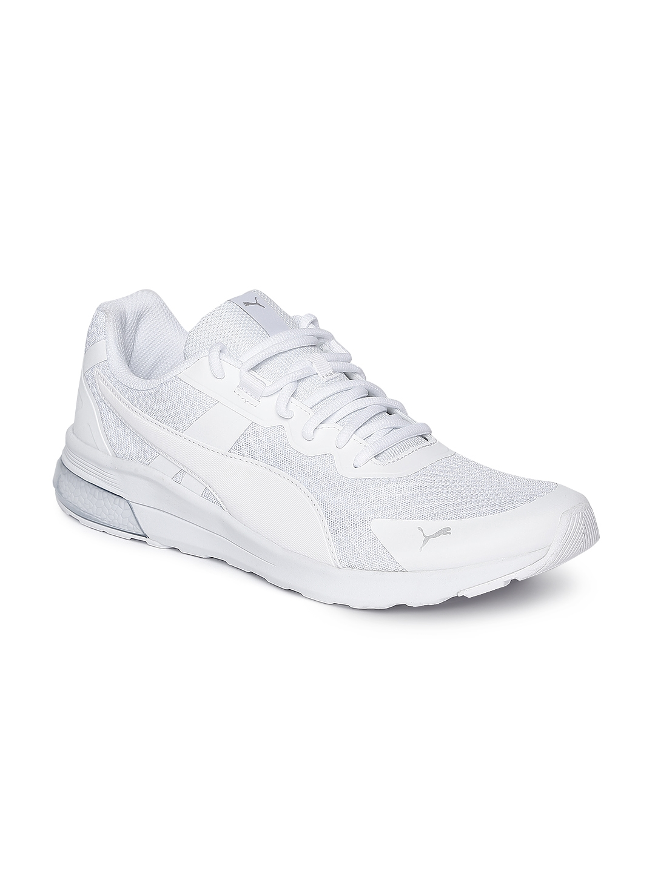 Puma White Electron Sneakers Electron Puma White Men Men OnXZwPkN08