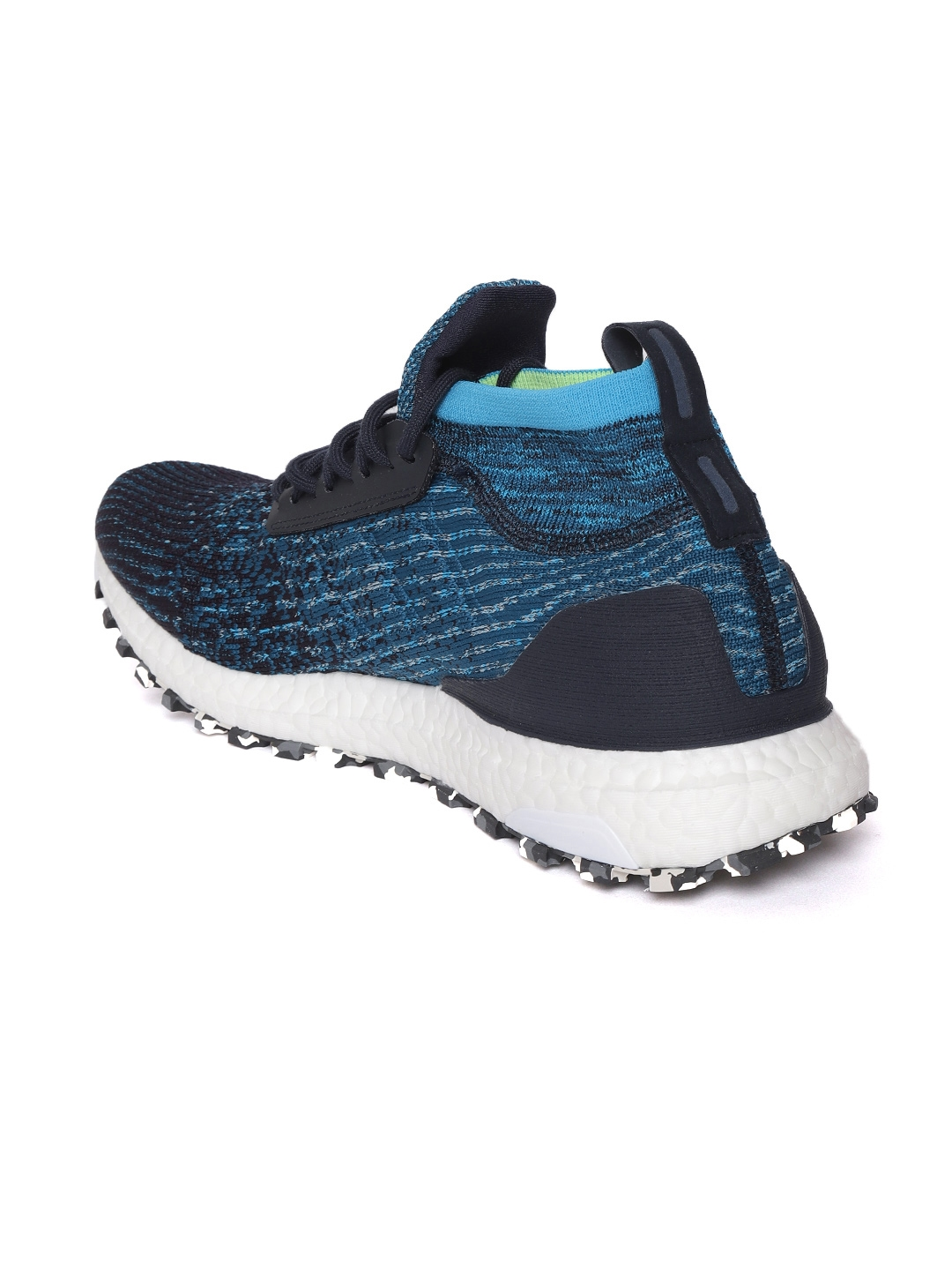 Buy Sports Running Terrain Adidas Men Ultraboost All Blue Shoes 4ARLqc5jS3