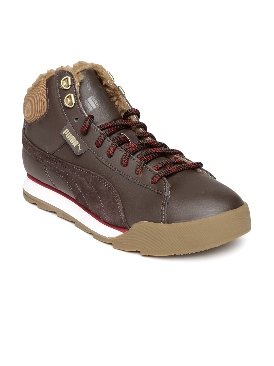 1948 For Shoes Mid Men Buy Puma Brown Rugged Casual q8znpt1