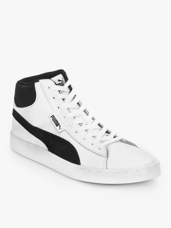 Mid L Puma Buy Idp White Sneakers Casual 1948 Blac 76vyfYbg