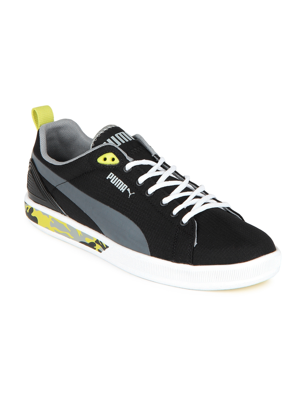 Lite Shoes Puma Black Men Suede Future Tech Casual HDE92IeWY