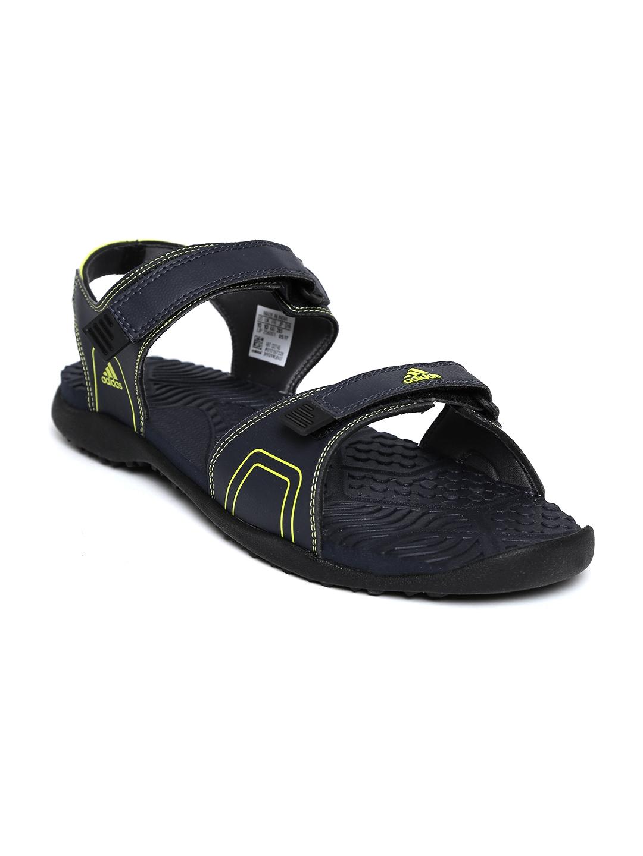 Adidas Men Navy Gempen Sports Sandals