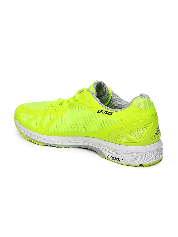 cheap asics fluorescent trainers