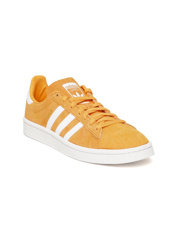 mustard adidas shoes