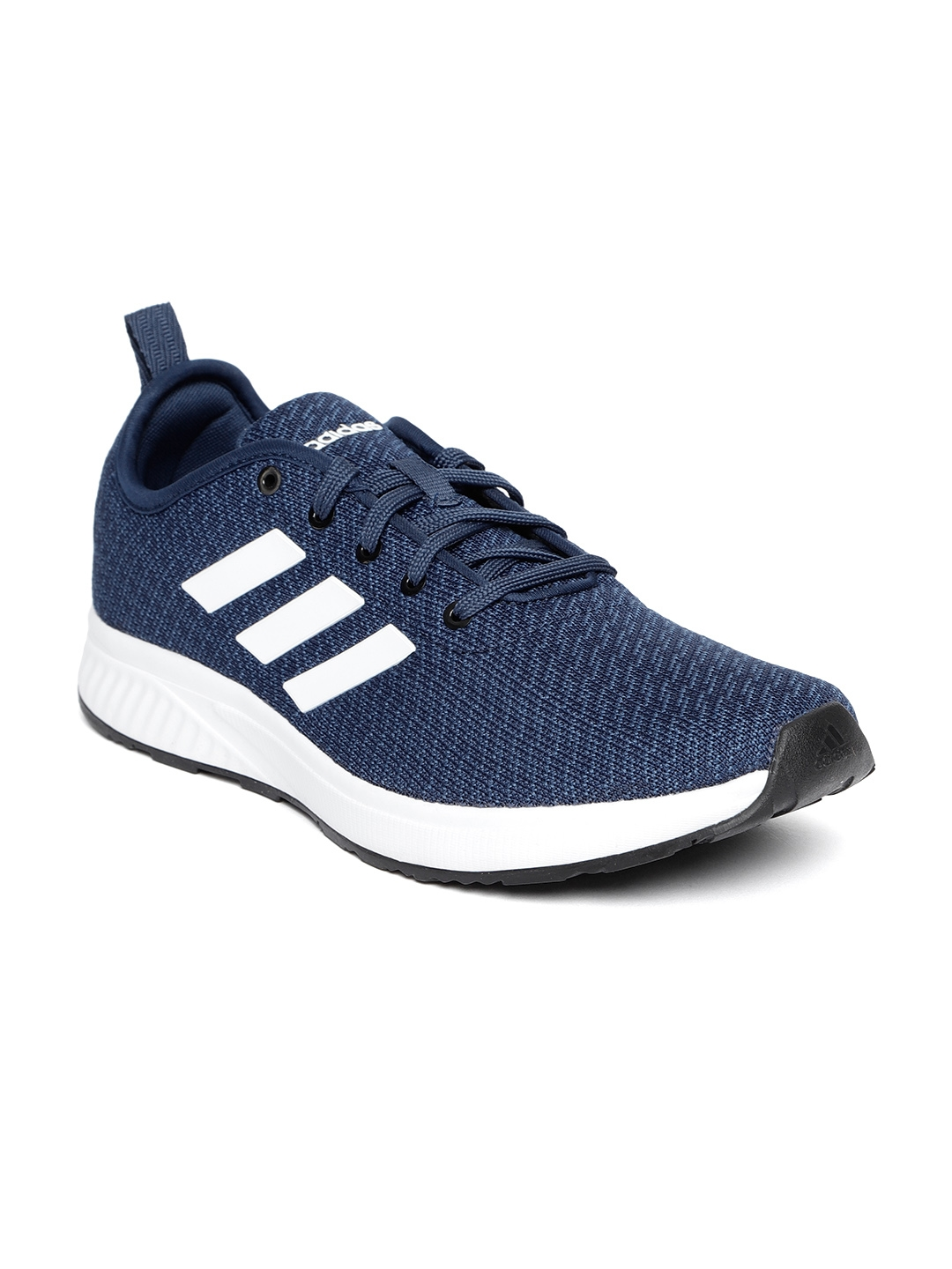 adidas blue running trainers