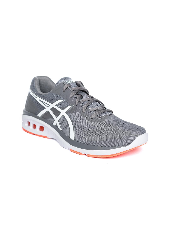 asics ladies gel running trainers