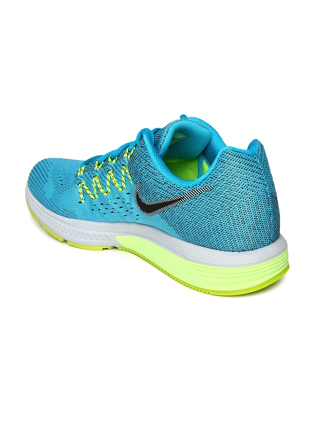 e8257fb7962 Buy Nike Men Blue Air Zoom Vomero 10 Running Shoes - Sports Shoes ...