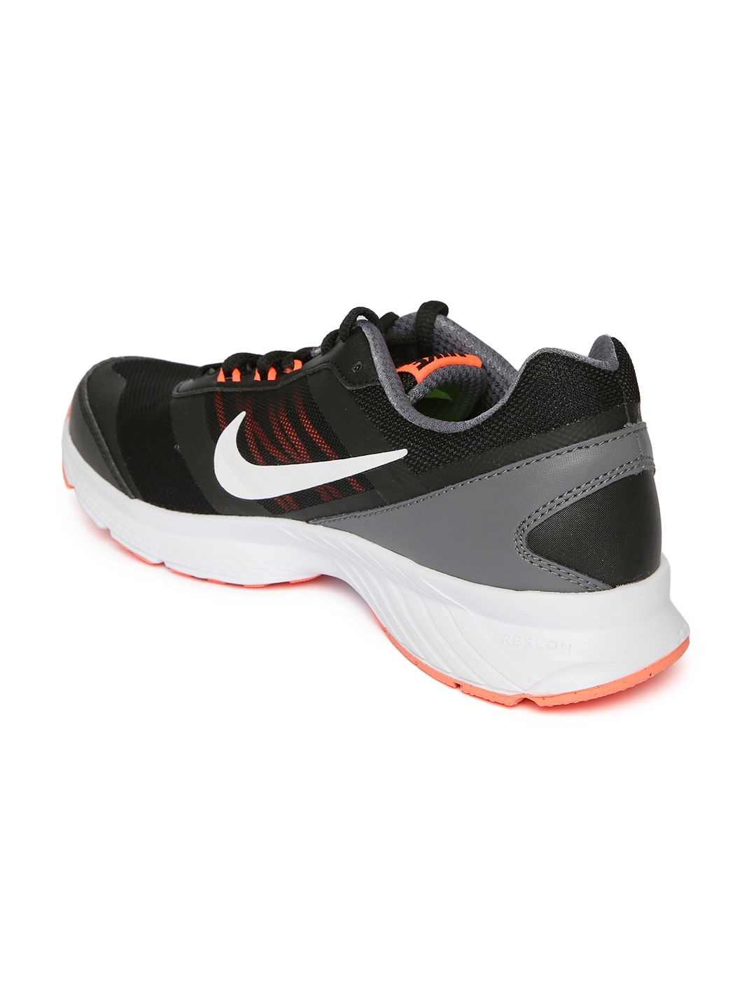 Buy Nike Men Black Air Relentless 5 MSL Sports Shoes - Sports Shoes ... 840615ad0