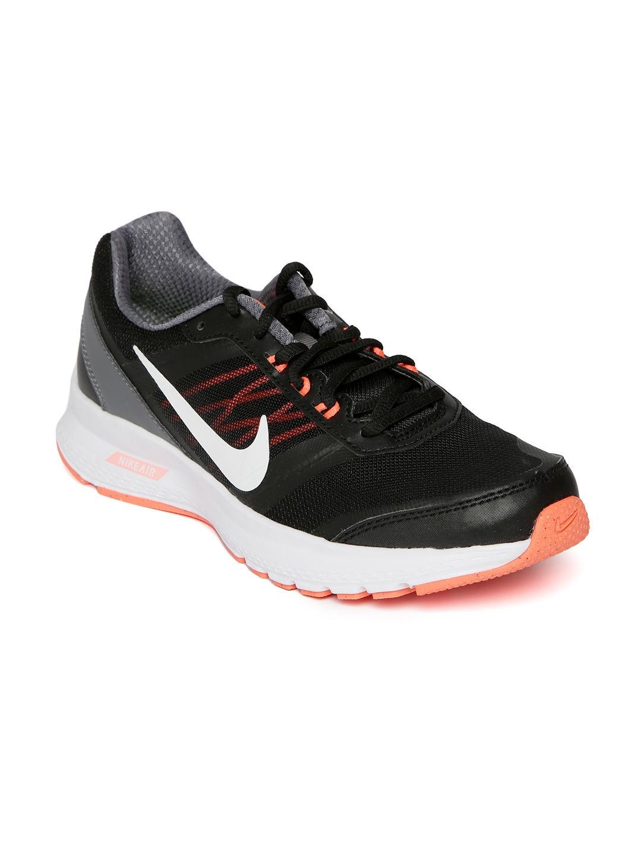 7647b7af4bd Buy Nike Men Black Air Relentless 5 MSL Sports Shoes - Sports Shoes for Men  1003470