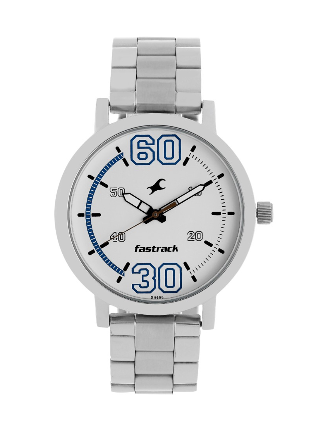 Fastrack Men White Analogue Watch