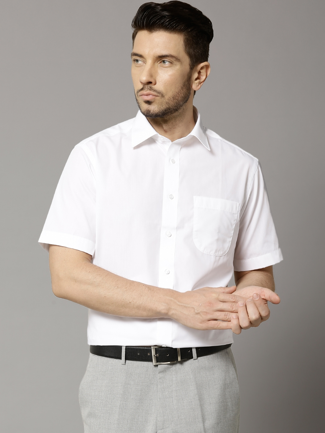 Marks and Spencers White shirt 3 pack