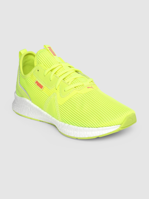 Buy Puma Women Fluorescent Green NRGY
