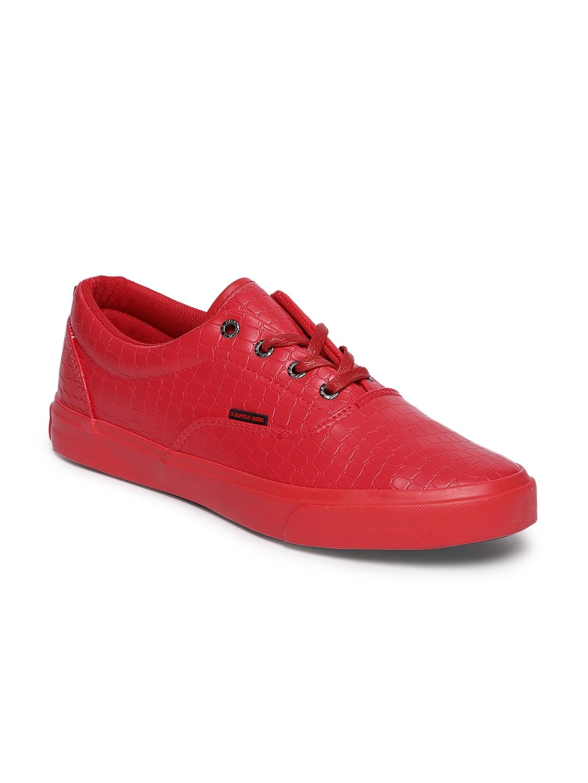 Buy U.S. Polo Assn. Men Red Sneakers