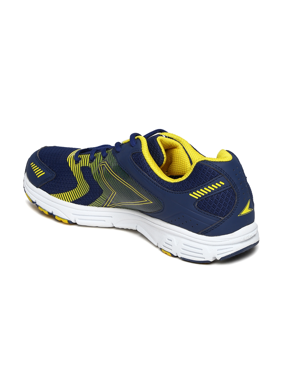 efcaea842d44 Buy Power Men Navy   Yellow Frigate Running Shoes - Casual Shoes for ...