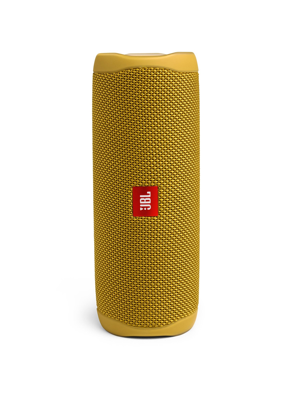 JBL Flip 5 Portable Waterproof Speaker  Yellow