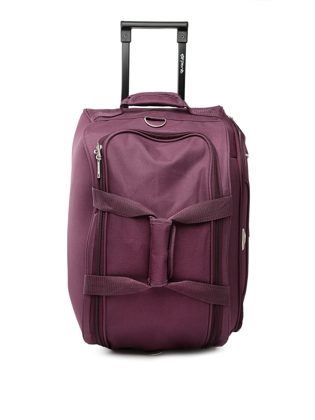 Pronto Unisex Purple Miami Trolley 65 Duffle Bag