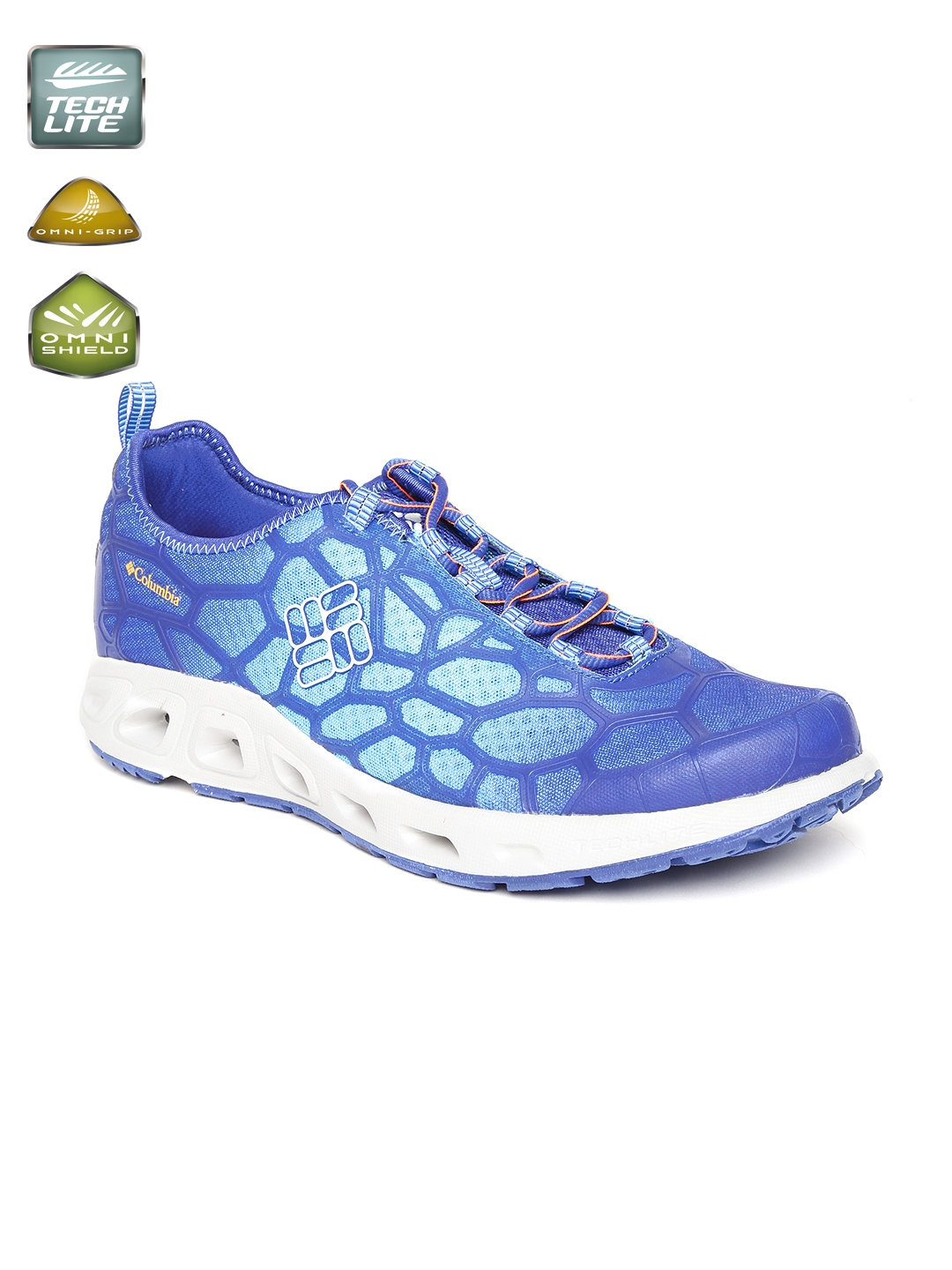 Buy Columbia Men Blue Megavent Outdoor Water Sports Shoes Sports