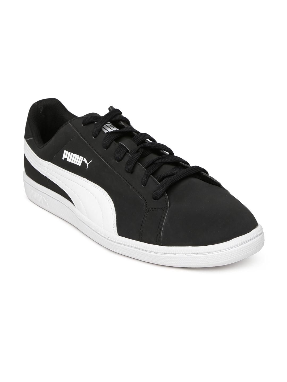 a379a8d89b Buy PUMA Unisex Black Smash Buck Casual Shoes - Casual Shoes for ...