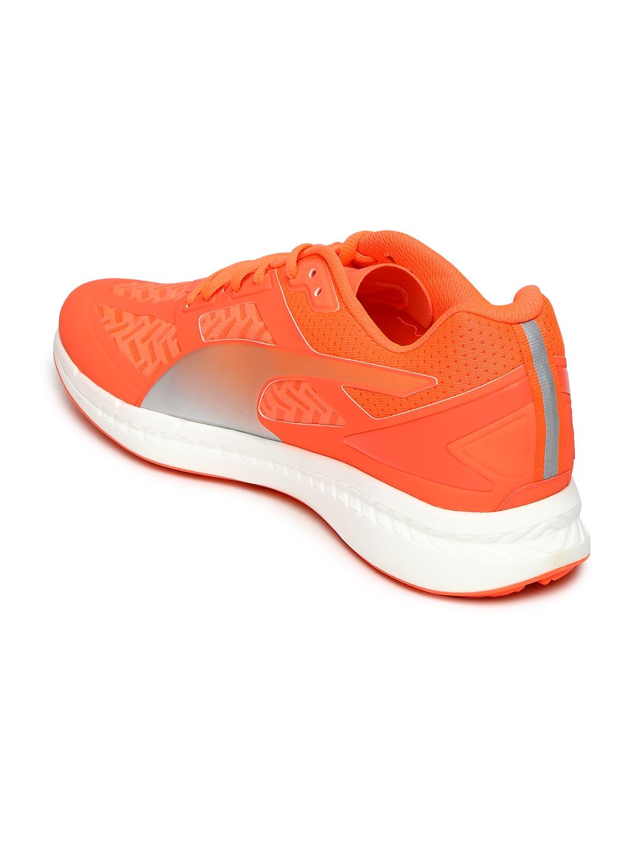 7d75d8608d26 Buy PUMA Men Coral Orange Ignite PWRCOOL Running Shoes - Sports ...